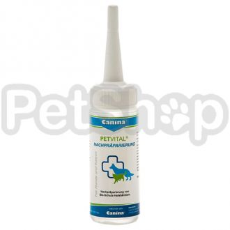 Canina Petvital Nachpraparierung ( Средство для восстановления действия ошейника от блох Petvital Bio-Shutzhalsband для собак и кошек)