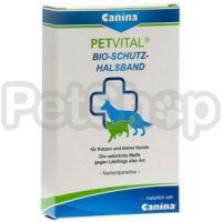 Canina Petvital Bio-Schutzhalsband ( Кожаный ошейник с биологической защитой от наружных паразитов, возобновляемого действия)