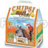 Chipsi Mais ( Гигиеническая подстилка из натуральной кукурузы для клеток мелких животных и птиц)
