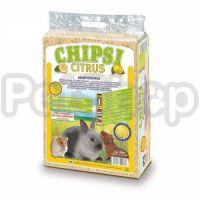 Chipsi Citrus ( опилки с ароматом лимона)