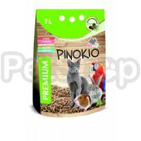 Comfy Pinokio ( COMFY PINOKIO – это универсальный древесный комкующийся наполнитель)