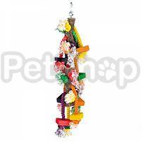 FOP Gioco 9 ( Игрушка для птиц разноцветная)