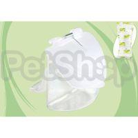 FOP Mangiatoia Transparente ( Кормушка для птиц пластиковая прозрачная)