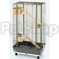 FOP Mary Charme ( Просторная и удобная клетка для средних и крупных грызунов, таких как: шиншиллы или белки)