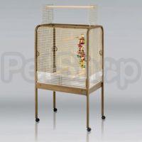 FOP SIRIANA ( Вольер предназначен для содержания любых крупных попугаев, включая молуккских какаду и ар)