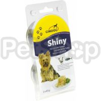 GimDog Shiny Dog Chiken Tuna (шайни дог с курицей/тунцем GIMDOG Shiny - это вкусное и полезное лакомство для вашей собаки)