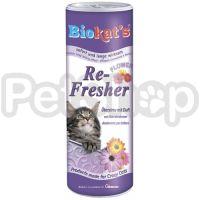 Gimpet Biokat's Re-Fresher Flower уничтожитель запаха для кошачьего туалета
