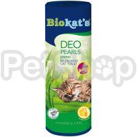 Gimpet Biokat's Deo Pearls White Flowers (освежитель туалета для котов)