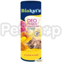 Gimpet Biokat's Deo Pearls Summer Sunset (освежитель туалета для котов)