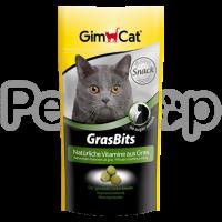 Gimpet GrasBits ( Витаминизированные таблетки GrasBits - исключительно вкусное лакомство с высоким содержанием натуральной травы)