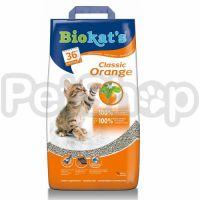 Gimpet Biokat's Orange ( Biokat's Natural - комкующий наполнитель ароматом цитрусовых)