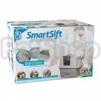 Hagen Catit Design SmartSift Sifting Cat Pan (  автоматическая система просеивания твердых отходов)