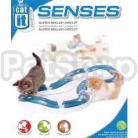 Hagen Catit Super Roller Circuit (хаген игрушка для котов супер роллер)