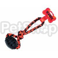 Hagen Bomber Grenade ( Жесткая и прочная интерактивная игрушка для собак)