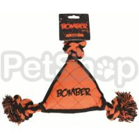 Hagen Bomber UFO ( Жесткая и прочная интерактивная игрушка тканевая для собак)