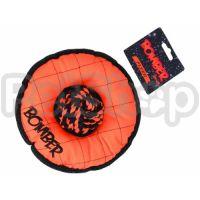Hagen Bomber Flyer ( Жесткая и прочная интерактивная игрушка тканевая для собак)