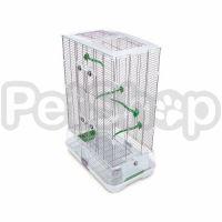 Hagen VISION M12 ( Клетка подойдет для волнистых попугаев, канареек, неразлучников и зябликов)