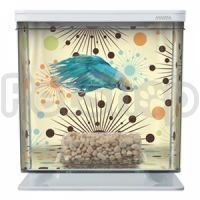 Hagen Marina Betta Kit Fireworks - аквариум для петушка, 13353