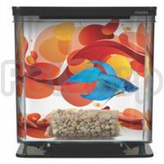 Hagen Marina Betta Kit Sun Swirl - аквариум для петушка, 13350