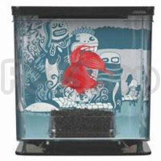 Hagen Marina Betta Kit Wild Thing - аквариум для петушка, 13356