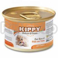 Kippy PATE' GATTO KITTEN ( киппи Полноценный корм для котят)
