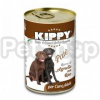 Kippy PATE' CANE AGNELLO E RISO