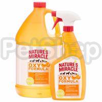 Nature's Miracle Oxy-Orange Formula Stain & Odor Remover ( средство для устранения пятен и запахов)