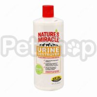 Nature's Miracle Urine Destroyer Formula Stain & Residue Eliminator ( Средство для удаления пятен и запахов мочи от животных)