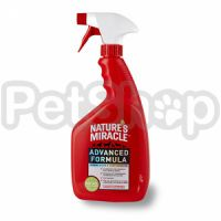 Nature's Miracle Advanced Formula Stain & Odor Remover ( Универсальный уничтожитель пятен и запахов от животных)