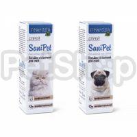 Природа SaniPet Лосьон для глаз кошек и собак