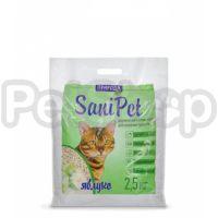 Природа SaniPet Cat Apple ( Гигиеничный наполнитель для котов c ароматом яблока)
