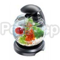 Tetra Cascade Globe - аквариум для петушка или золотой рыбки, 6,8 л, 211827