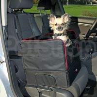 Trixie Место в машину ( Место в машину нейлоновое для собак мелких пород)