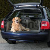 Trixie Ограждение в багажник ( Ограждение в богажник авто металлическое окрашеное черной краской)