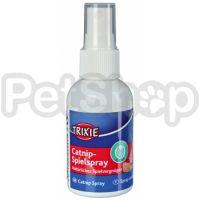 Trixie Catnip Play Spray Притягиватель для котов Кошачья мята
