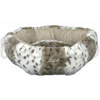 Trixie Leika ( Лежак для кошек и собак с комбинированым покрытием из плюша и замши)