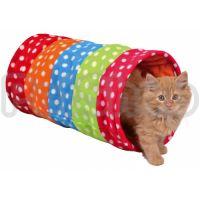 Trixie Тоннель для игр ( Тоннель флисовый для кошек)