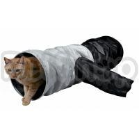 Trixie Тоннель для игр ( Тоннель для кошек из износостойкого нейлона)