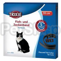 Trixie Flea and Tick Collar ( Ошейник против блох и клещей для кошек)