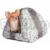 Trixie Leila ( Домик для кошек и маленьких собак с мягким плюшевым покрытием)