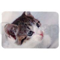 Trixie Cat Photo ( Коврик под миски нескользящий)
