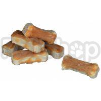 Trixie Denta Fun Chewing Bones ( Кости прессованные из сыромятной кожи с курицей)