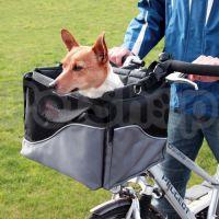 Trixie Сумка-перевозка на велосипед ( Сумка-перевозка нейлоновая для собак на велосипед)