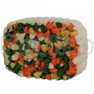 Trixie Gnawing Stone with Algae and Croquettes ( Минерал для грызунов с водорослями и крокетами)