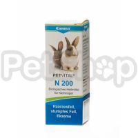 Canina Petvital N 200 ( Для грызунов в период линьки)