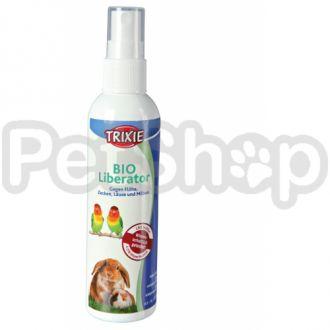 Trixie BIO Liberator ( Натуральный спрей против блох, клещей и вшей)