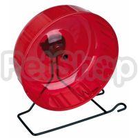 Trixie Колесо пластиковое ( Пластиковое колесо на металлической подставке и винтовым креплением)