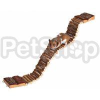 Trixie Мостик подвесной ( Мостик деревянный подвесной на две стороны)
