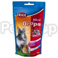 Trixie Mini Drops (трикси мини дропс Лакомство для морских свинок и кроликов)
