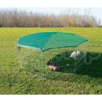 Trixie Outdoor Run with Protective Net